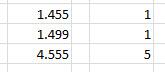 Auto Calc Formats