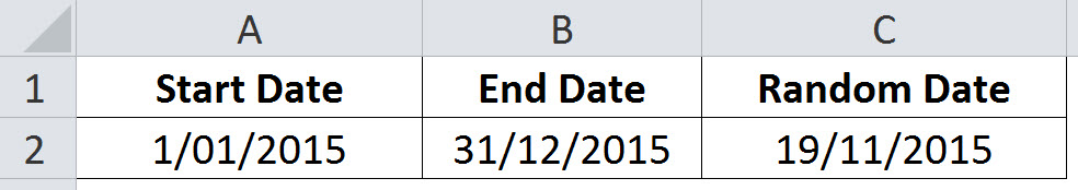 random Date