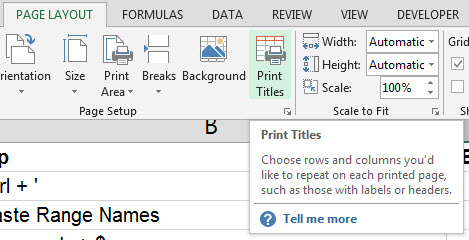 Print_Titles