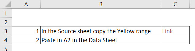 Hyperlink to a Range in Excel | A4 Accounting