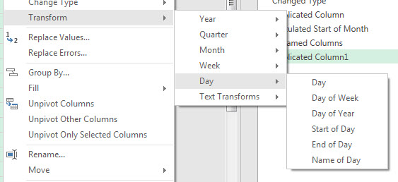 Dates are Easy with Power Query | A4 Accounting