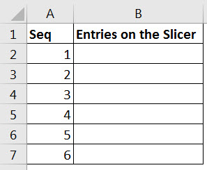 Extracting entries from a slicer | A4 Accounting