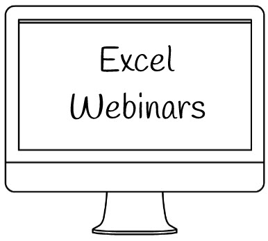 Free Excel Webinar Recordings | A4 Accounting